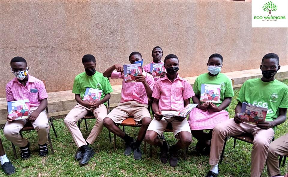 Eco Warriors wins Youth4Nature Award in environmental awareness through storytelling
