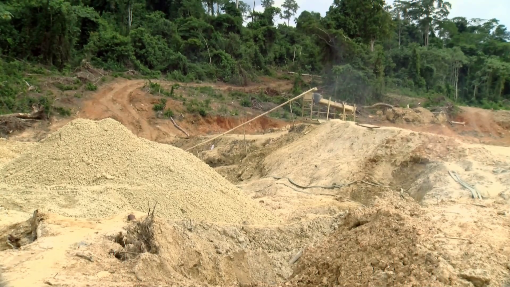 Environmentalists advocate precision mining to protect environment