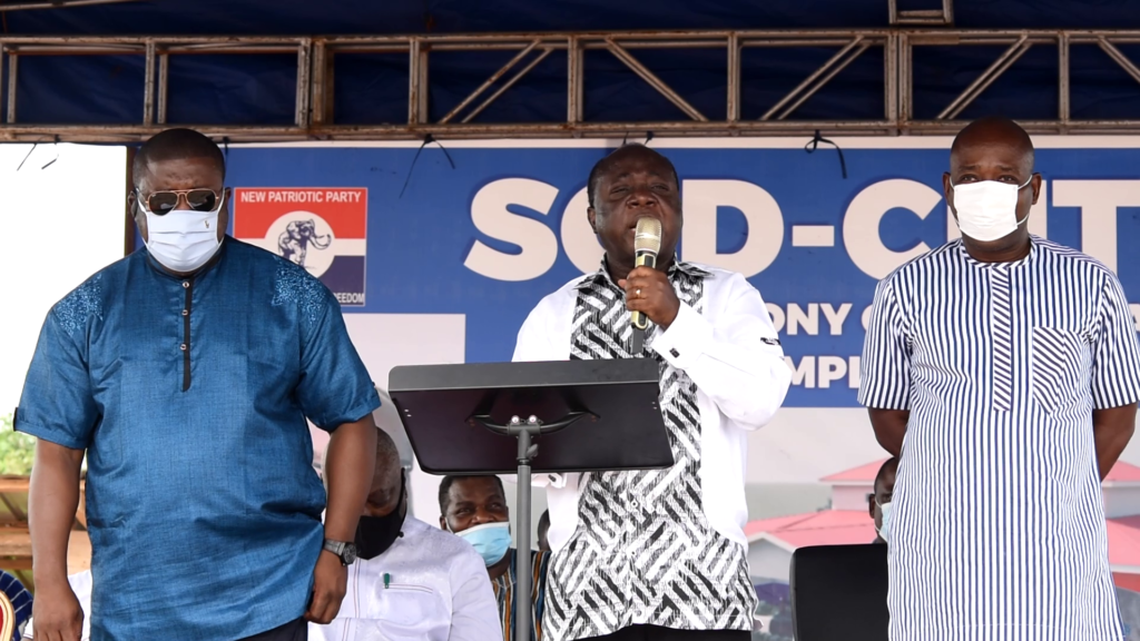 You fix Ghana by developing proper policies to win elections, not through propaganda - Blay jabs NDC