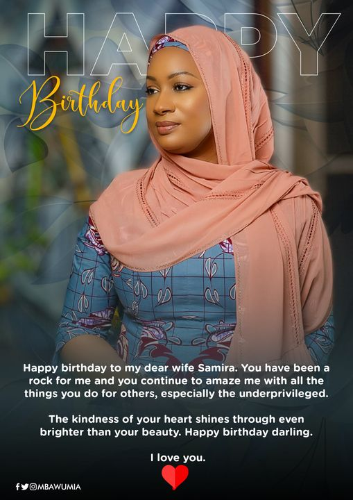 Your kindness outshines your beauty - Bawumia celebrates wife on her birthday