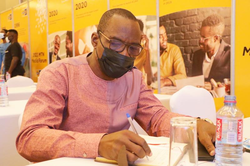 Photos: MTN holds Editors Forum 2021