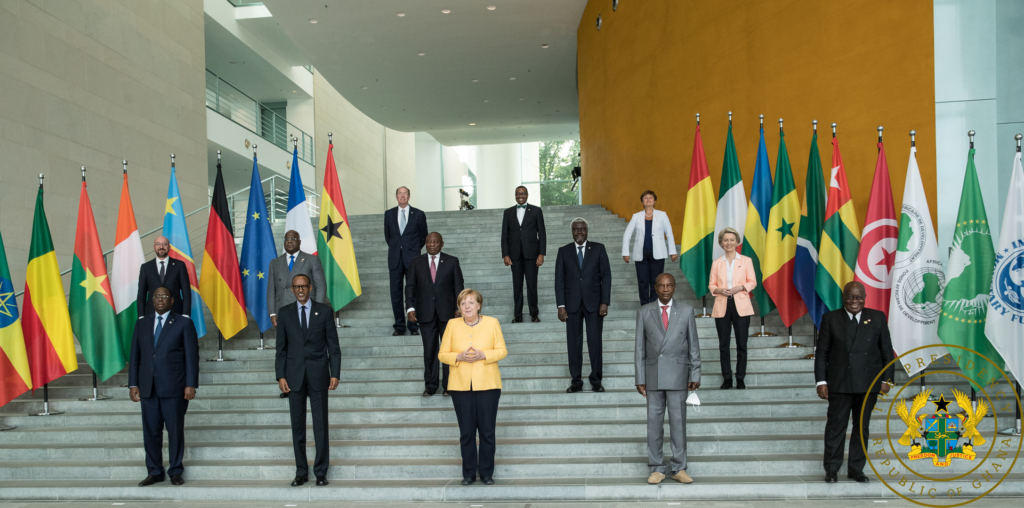 G20 Compact with Africa has been very beneficial to Ghana - Akufo-Addo