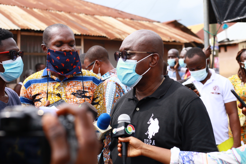 Cocoa Farmers' Pension; over 2,800 farmers in New Ebubiase to be registered in two weeks