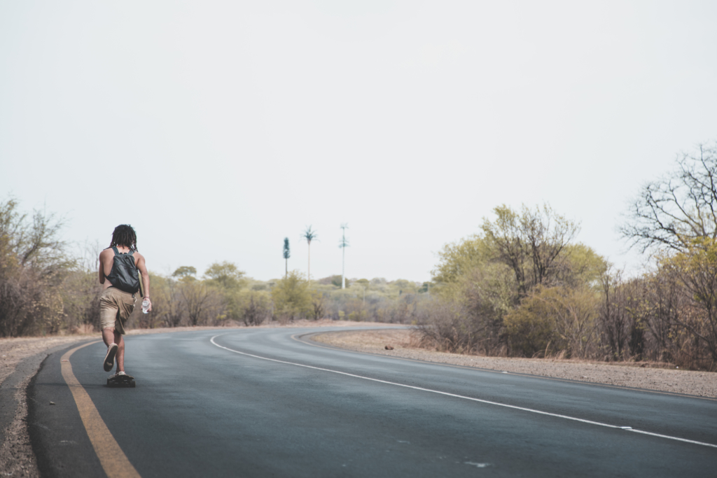 Africa and I documentary: 20-year-old walks, cycles & skates from Casablanca to Cape Town, over 4 years