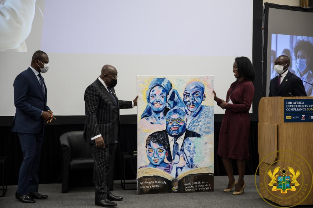 Africa must build robust compliance system against financial crime - Akufo-Addo