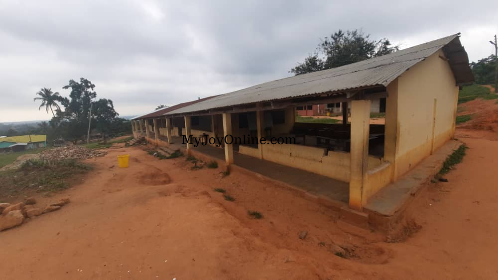Alavanyo Senior High Technical students bemoans deplorable state of infrastructure