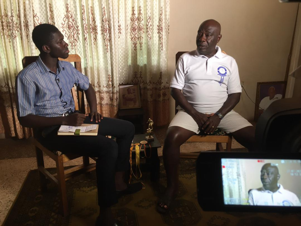 Ghana Premier League: Great Olympics finishing 6th place disappointing - Annor Walker