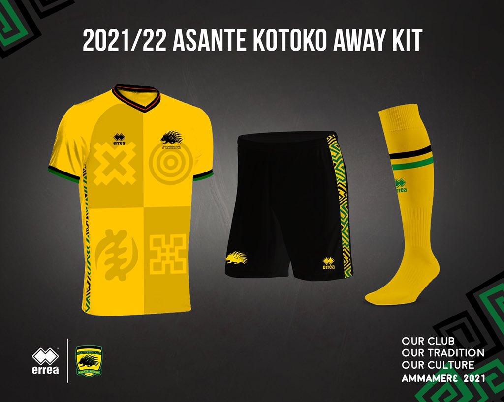 Kotoko unveil new kits for 2021/22 season