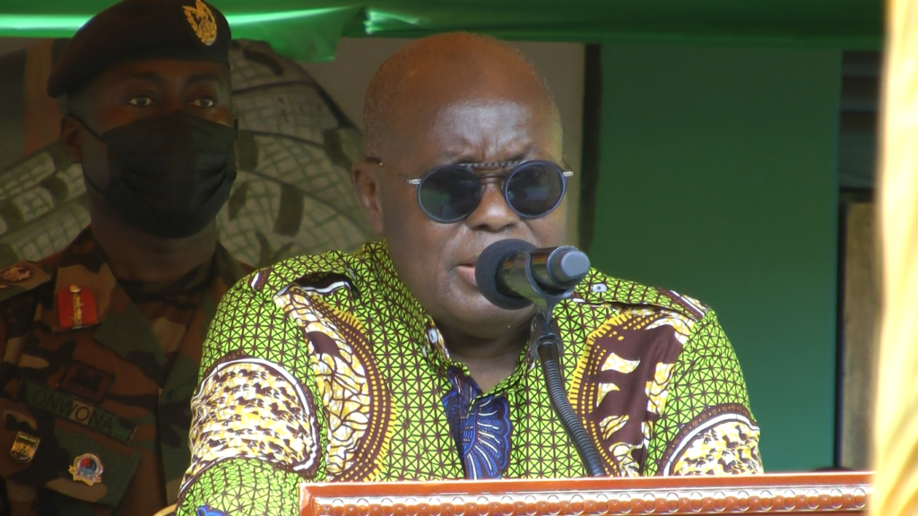 Governance is a collective responsibility, support Akufo-Addo to fix the country - Barima Minta Afari II