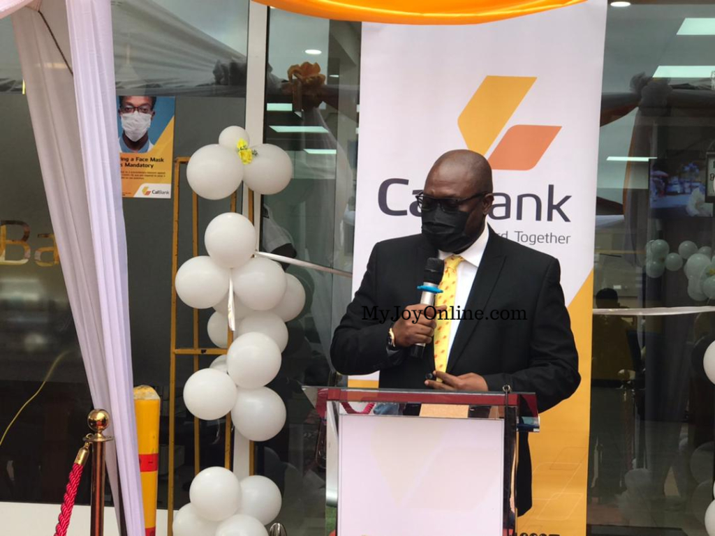 Cal Bank opens 30th branch in Techiman to help support SMEs
