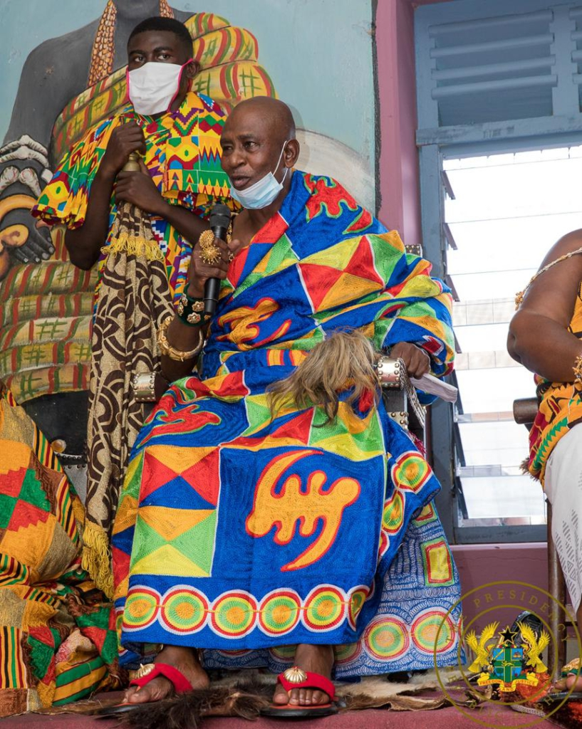 Fixing Ghana is a collective responsibility - Chiraa chiefs to Ghanaians