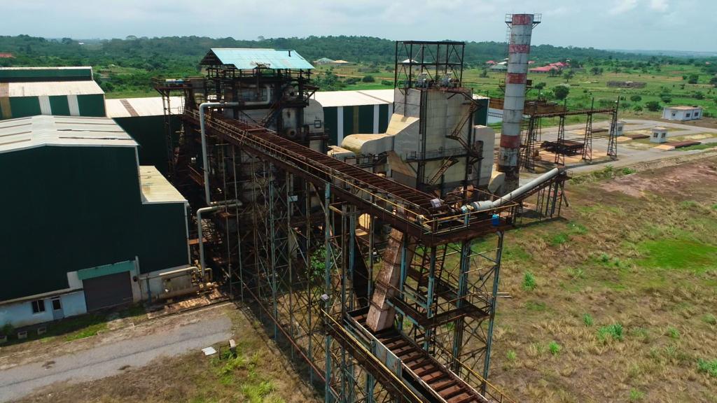 Photos: The abandoned Komenda Sugar Factory