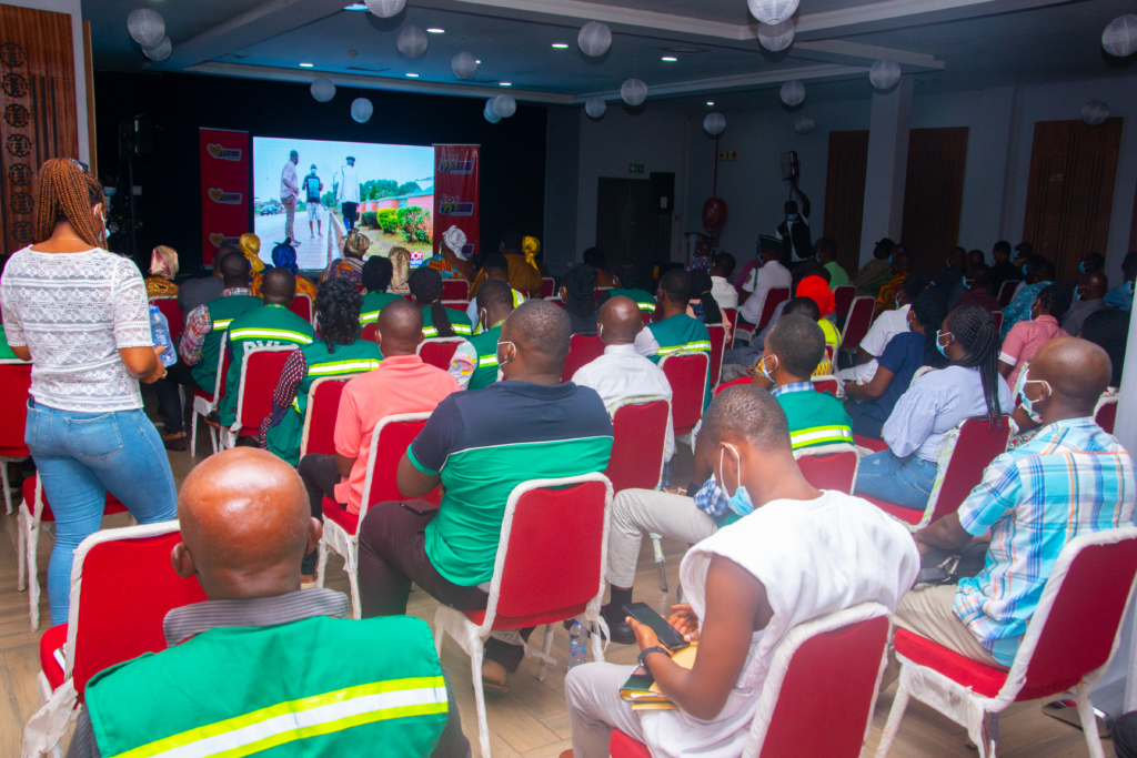 'Crushed Young': Queen Mothers, other stakeholders resolve to become Road Safety Ambassadors after premiere in Kumasi