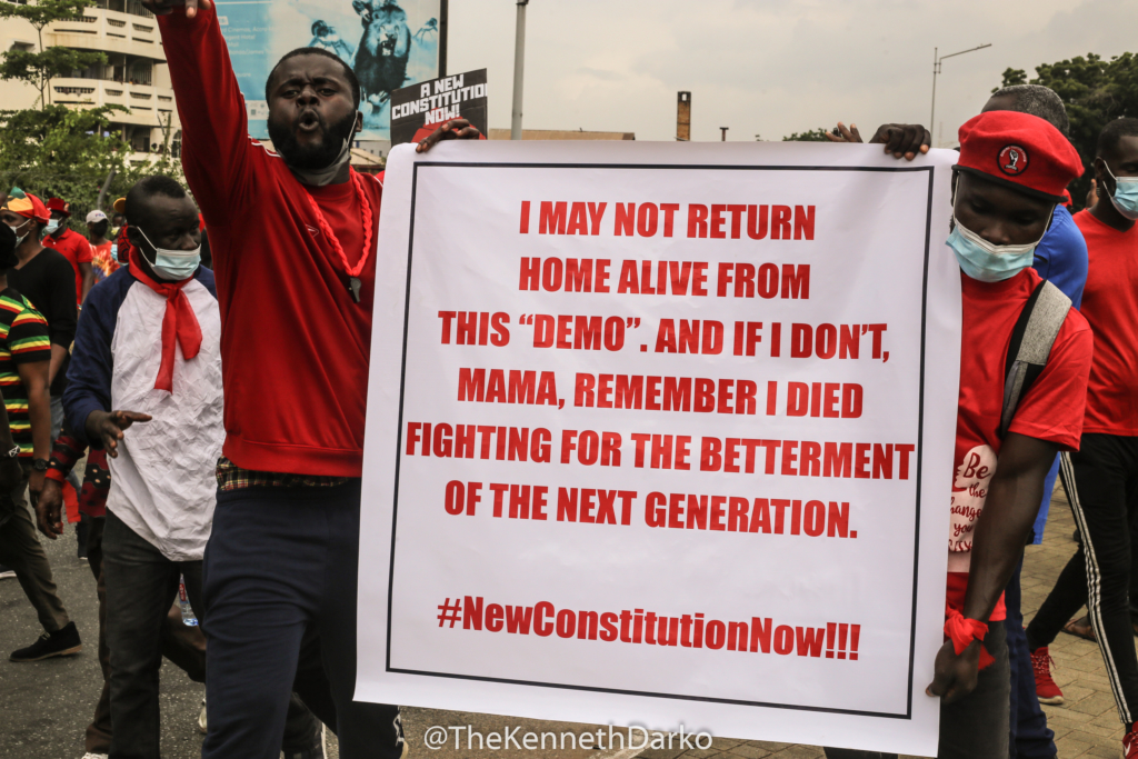 #FixTheCountry demonstration to be replicated in Kumasi and all other capitals - Convenors