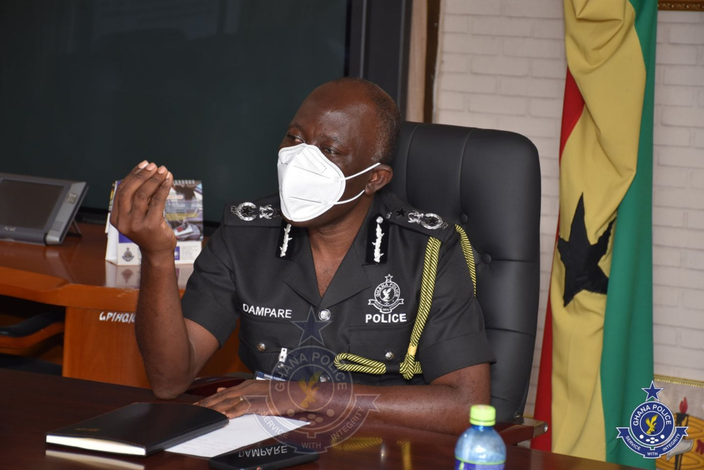 Ag IGP meets #FixTheCountry conveners to review Aug 4 demo