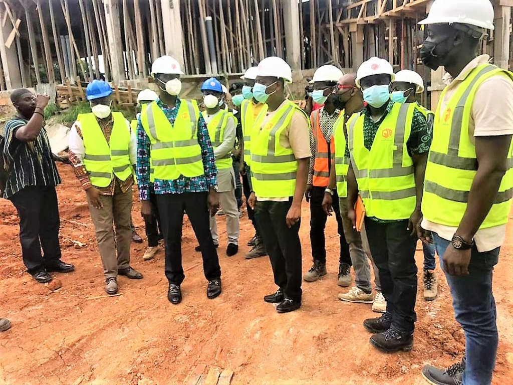 Work on first phase of Creative Arts SHS to be completed in December - Dr Adutwum