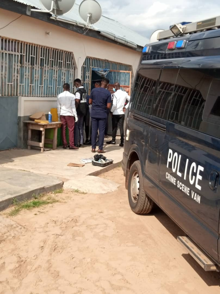 Remains of slain police officer, Constable Sandra Asiedu relocated to Obuasi