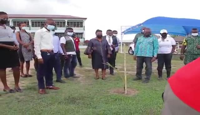 Forestry Commission begins assessment of Green Ghana Project