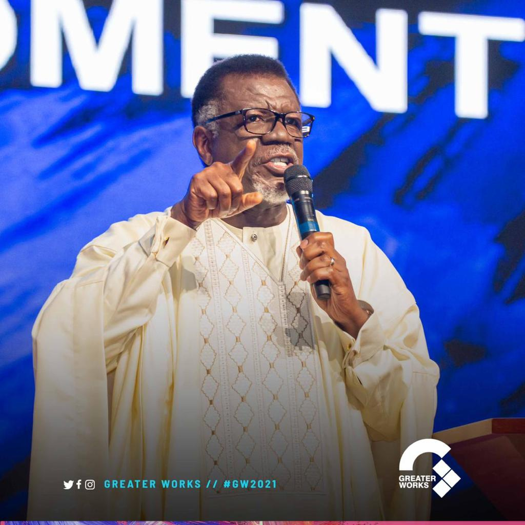 Pastor Mensa Otabil charges younger generation to fulfil dreams of Nkrumah and other African greats