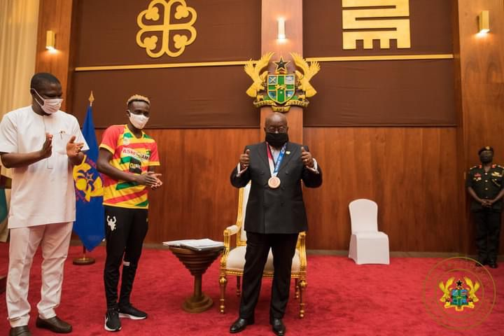 Tokyo 2020 Olympics: We will build on Team Ghana's success and do better in future competitions - Mustapha Ussif