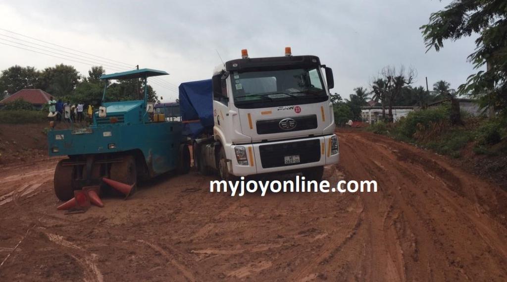 Kumasi-Cape Coast road www.myjoyonline.com