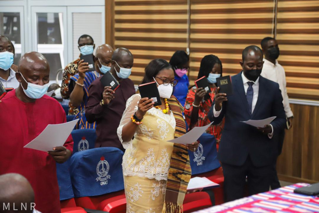 Ensure coordinated development of national capital - Lands Minister charges Greater Accra Regional Lands Commission