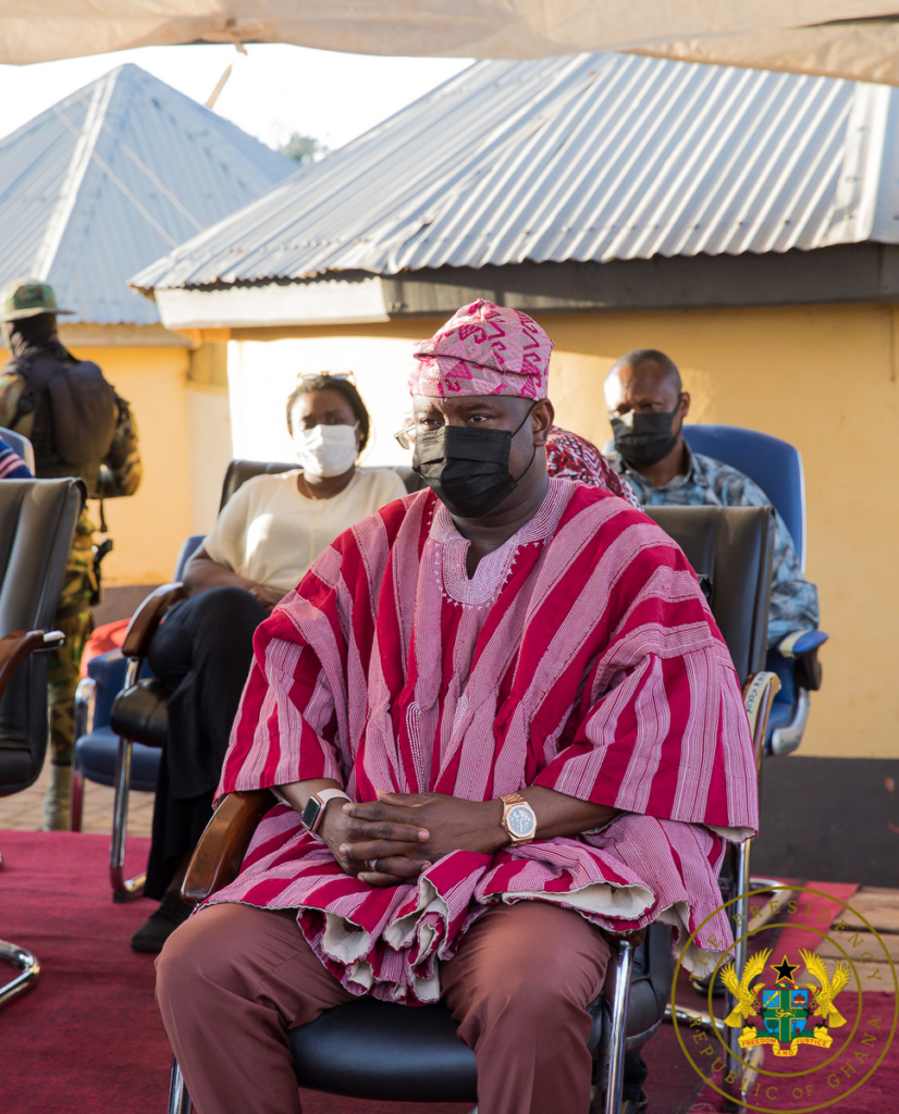 """""""You have brought peace to Dagbon, we will support you"""" - Ya-Naa tells Akufo-Addo"""