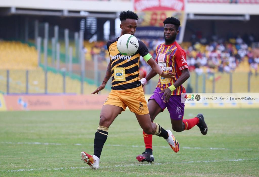 MTN FA Cup final: Hearts of Oak beat AshantiGold on penalties to win the double
