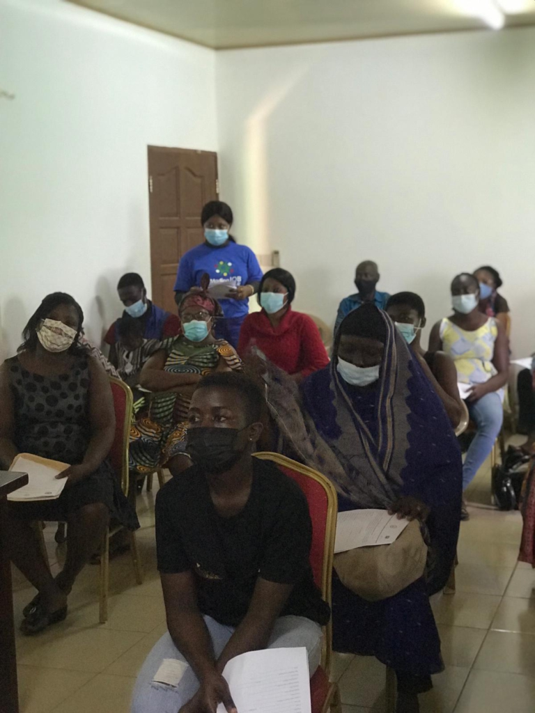 Madina Job Center begins 2nd Phase of Youth in Fashion Design Programme