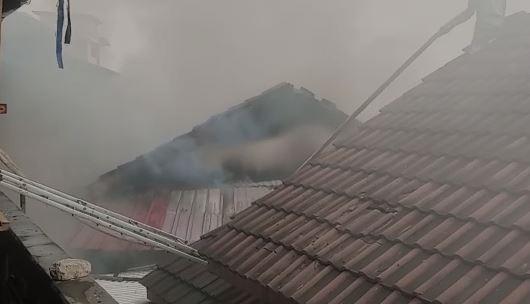 Fire burns Makola Market again