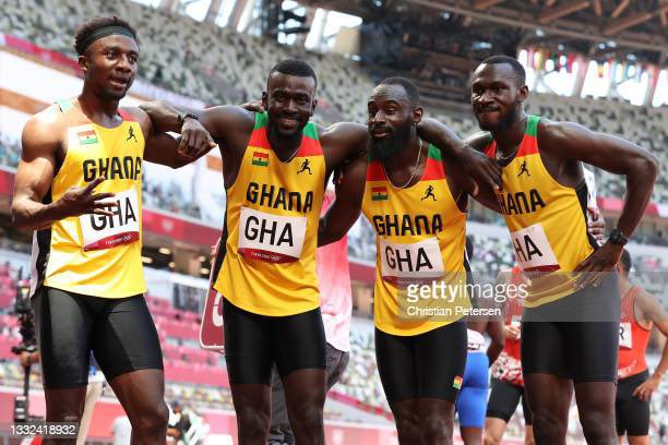 We work hard for moments like this - Joseph Amoah admits after Ghana reaches 4x100 final