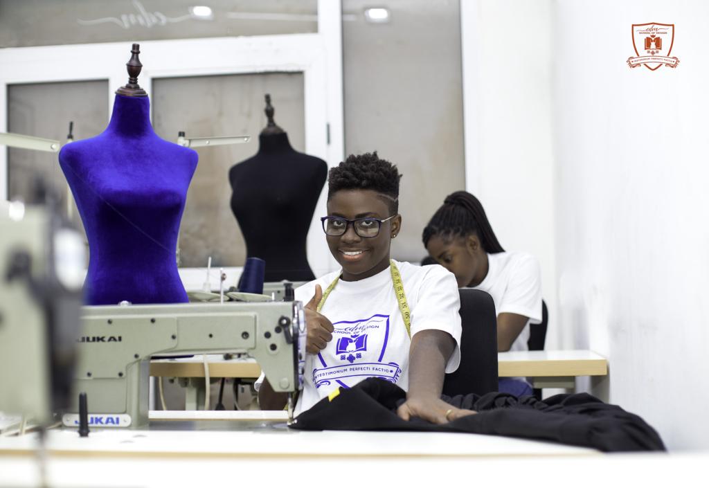 CDM School of Design boosting TVET by driving innovation in fashion training