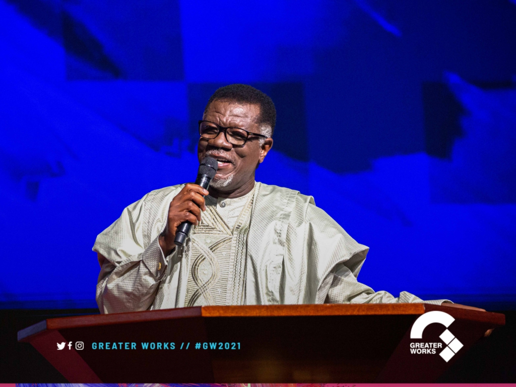 Take advantage of Covid-19 disruption of the world and break through – Pastor Mensa Otabil urges African countries