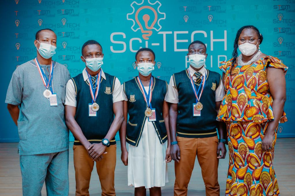 Obuasi SHTS wins maiden Sci-Tech Innovation Challenge
