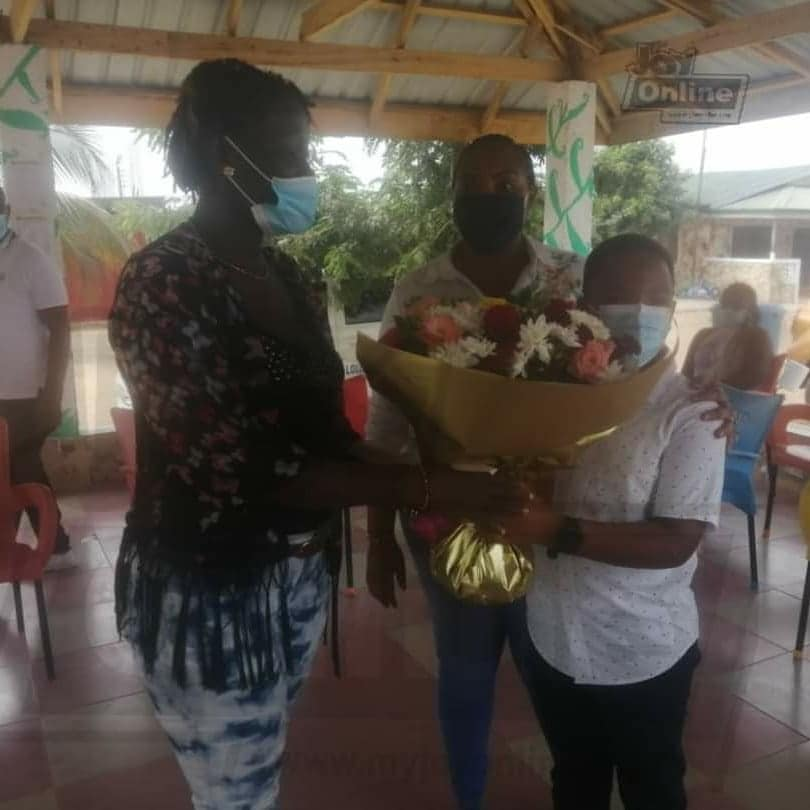 'Our Day' list sensation Oswald donates to orphanage