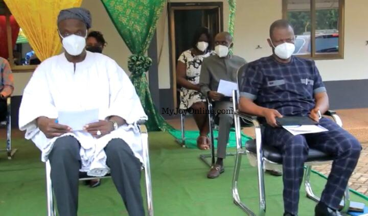 Tamale Teaching Hospital gets new emergency operations centre and laboratory