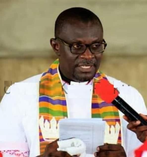 Rev. Father Balthazzar Obeng Larbi