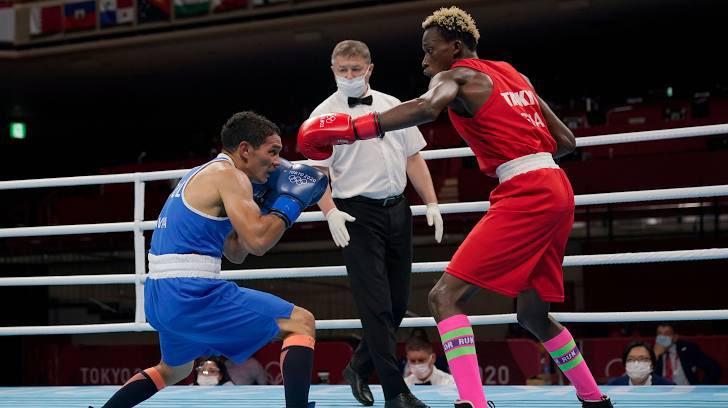 Tokyo 2020: Samuel Takyi secures Ghana's first Olympic medal in 29 years