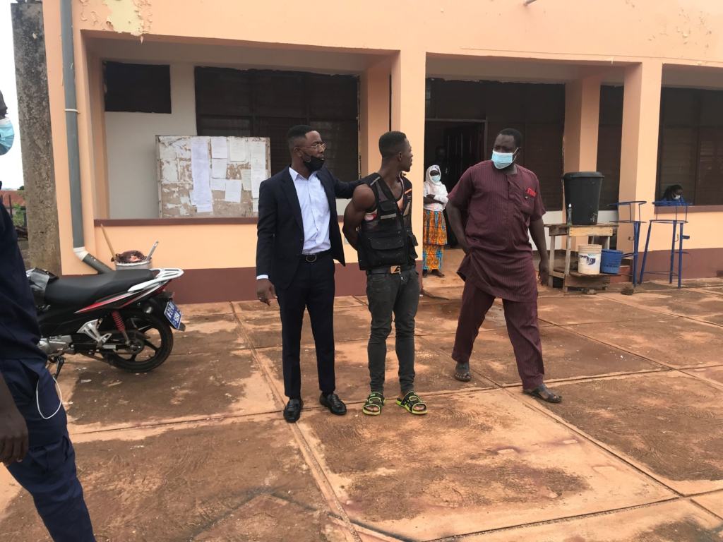 Techiman Circuit Court sentences 19-year-old man to 30 years imprisonment for robbery