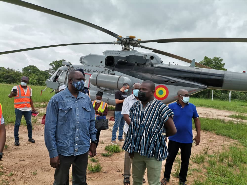 Upper West Region needs massive intervention to recover from Thursday's flash floods - Minister