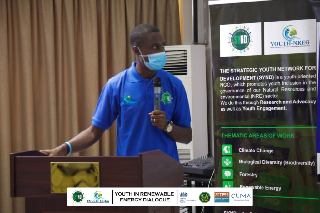 Revised 2010 National Youth Policy will prioritise environment and climate issues - NYA assures