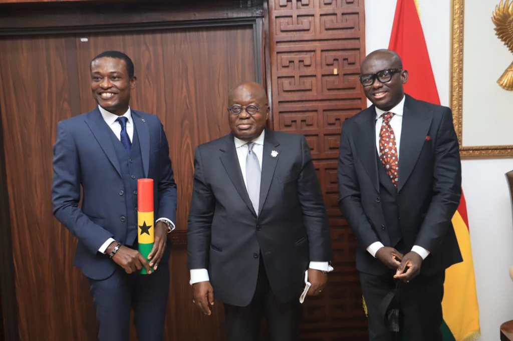 I don't regret appointing Martin Amidu as Special Prosecutor - Akufo-Addo