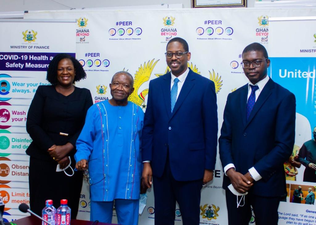 Ken Ofori-Atta inaugurates SEC Board