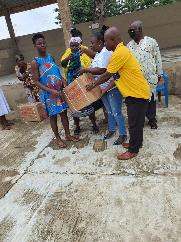 NGO enrols female school dropouts into apprenticeship training in Central Region
