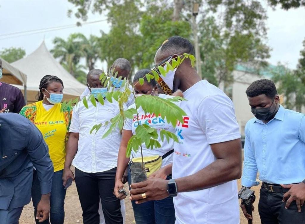 Okyeame Kwame appointed Climate Clock ambassador for Ghana