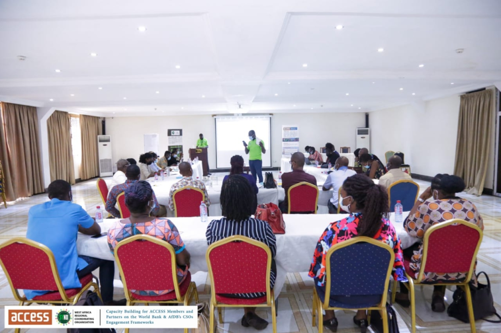 ACCESS Coalition builds capacity of stakeholders in renewable energy sector