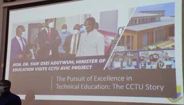 Parliament's Select Committee on Education lauds government for huge investments in the Technical Universities