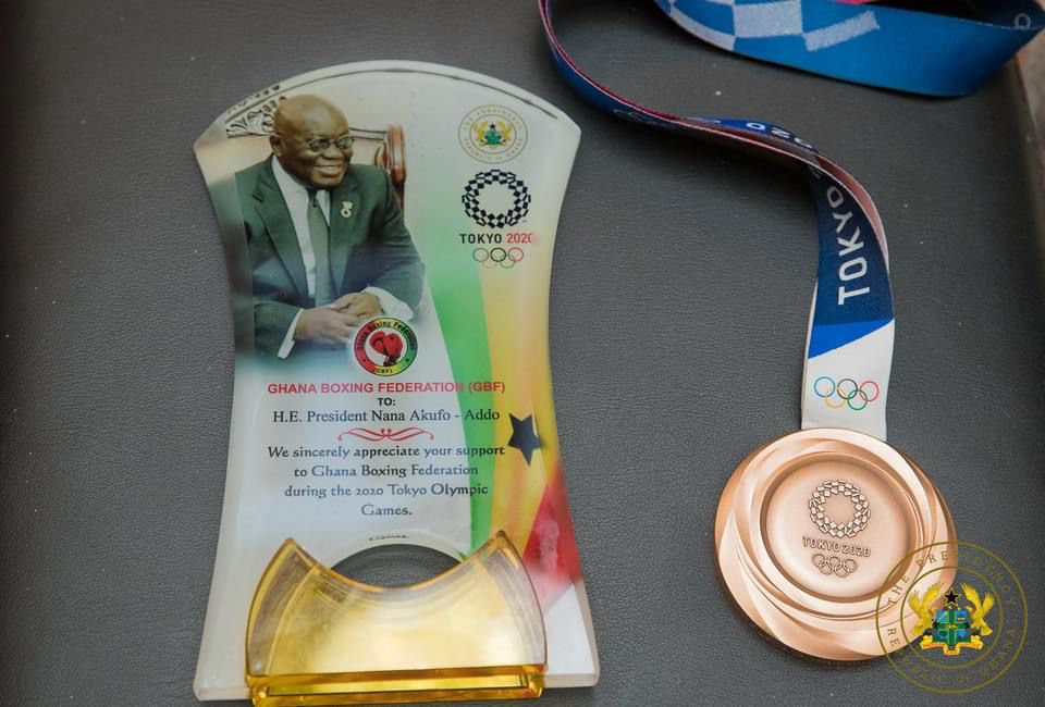 Ghana's Tokyo Olympic team best in the 4th Republic - Minister for Youth and Sports