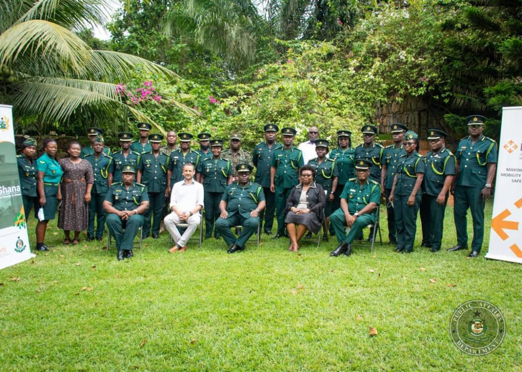 Immigration Service holds gender sensitisation workshop for regional commanders