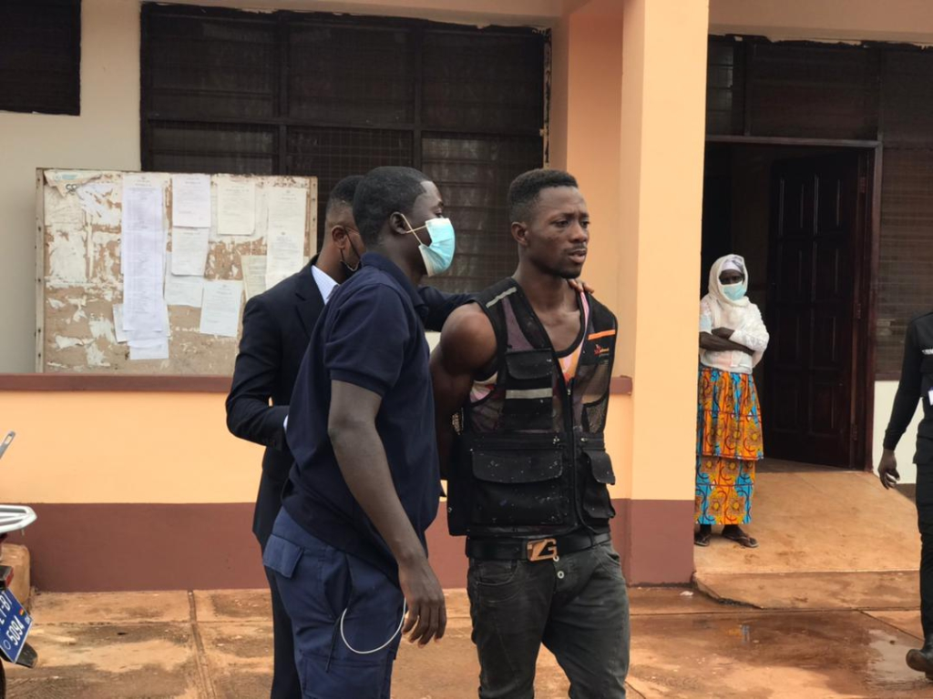 Motorbike snatcher remanded by Techiman Circuit Court